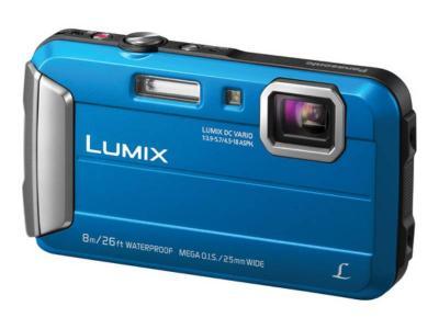 Panasonic Lumix Digital Camera - DMCTS30A