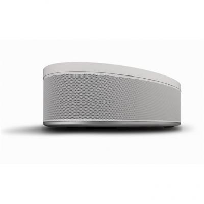 Yamaha Wireless Speaker, Alexa Voice Control In White  - MusicCast 50 (W)