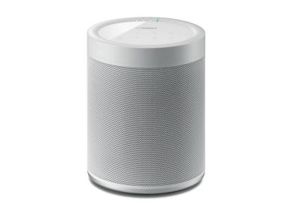 Yamaha Wireless Speaker, Alexa Voice Control in White - MusicCast 20 (W)