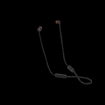 JBL Tune 115BT Wireless In-Ear Headphones - JBLT115BTBLKAM
