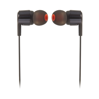 JBL Tune 210 In-Ear Headphones - JBLT210BLKAM