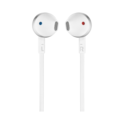 JBL TUNE 205 Earbud Headphones - JBLT205CRMAM