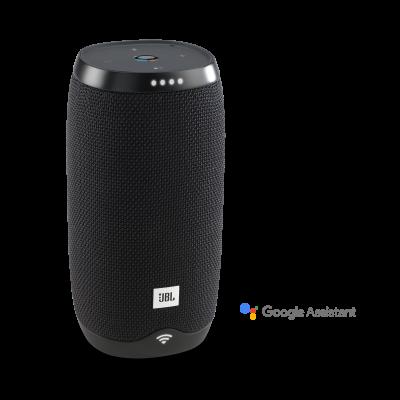 JBL Voice Activated Waterproof  Wireless Portable Bluetooth Speaker - Link 10 (B)