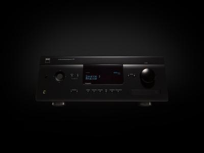 NAD AV Surround Sound Receiver With Dolby Atmos - T777V3