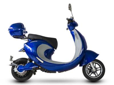 Daymak Electirc Bike With Halo LED Headlights In Blue - Odyssey (Bl)