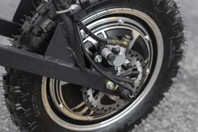 Daymak Electirc Dirt Bike With Bluetooth Controller In Black - Mini Pithog (B)