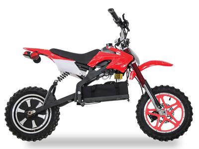Daymak Electirc Dirt Bike With Bluetooth Controller In Red - Mini Pithog (R)
