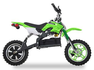 Daymak Electirc Dirt Bike With Bluetooth Controller In Green - Mini Pithog (G)
