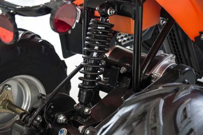 Daymak 800 W Electric Atv in Orange - GRUNT (O)
