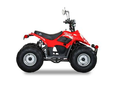 Daymak 800 W Electric Atv in Red - GRUNT (R)