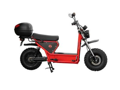 Daymak  500W , 60V Offroad Electric Scooter in Red - BEAST 2 (R)