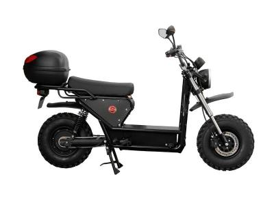 Daymak  500W , 60V Offroad Electric Scooter in Black - BEAST 2 (B)