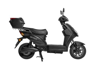Daymak 500W , 84V Electric Scooter in Black - Vienna 84 (B)