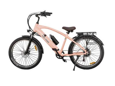 Daymak 350W , 48V Electric Bicycle in Pink - Easy Rider (P)