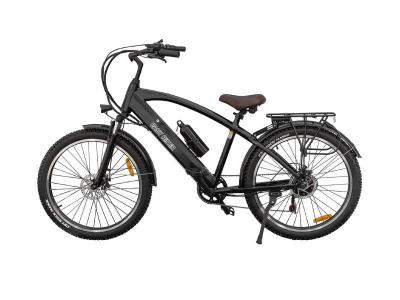 Daymak 350W , 48V Electric Bicycle in Black - Easy Rider (B)
