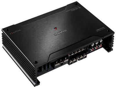 Kenwood Class D 5-Channel Power Amplifier - X8025