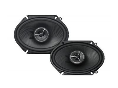 "6x8"" Kenwood KFC-X683C eXcelon  180W 2-Way Car Custom Fit Speakers KFCX683C"