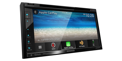 Kenwood Navigation DVD Receiver With Bluetooth And HD Radio - DNX697S