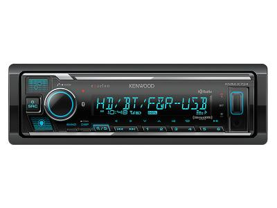 Kenwood Digital Media Receiver With Bluetooth And Dual USB - KMM-X704