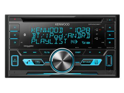 Kenwood 2-DIN CD Receiver with Bluetooth DPX503BT