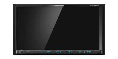 Kenwood Digital Multimedia Receiver With Bluetooth - DMX9707S