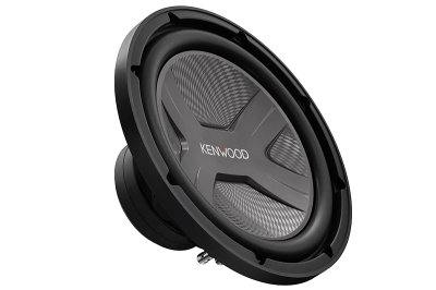 Kenwood 12 Inch Subwoofer With Stress Controlled Spider - KFCW3041