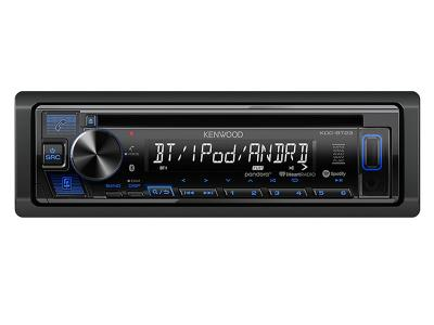 Kenwood CD Receiver with Bluetooth - KDCBT23