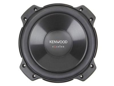 "10"" Kenwood   eXcelon X-Series 1300W Subwoofer KFCXW100"
