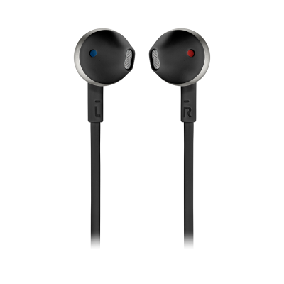 JBL TUNE 205BT Wireless Earbud Headphones In Black - JBLT205BTBLKAM
