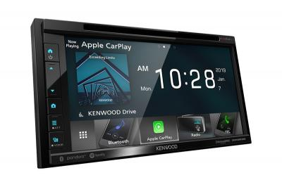 "6.8"" Kenwood DVD Receiver with Bluetooth - DDX6906S"