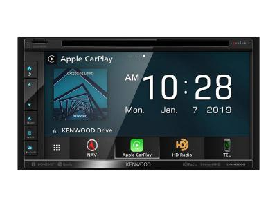 "6.8"" Kenwood Navigation DVD Receiver with Bluetooth & HD Radio - DNX696S"