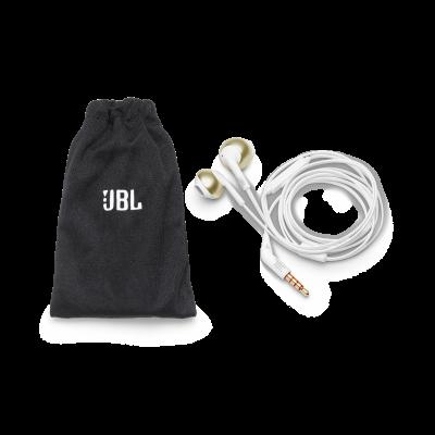 JBL Tune 205 Earbud Headphones - JBLT205CGDAM
