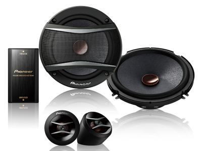 Pioneer Component Speaker Package TS-A1606C