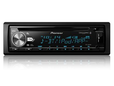 Pioneer CD Receiver with Enhanced Audio Functions Built-in Bluetooth-DEH-S6010BS