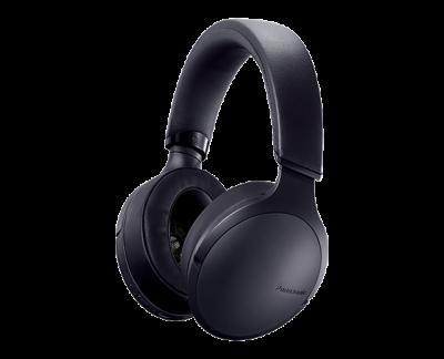 Panasonic Wireless Headphones with Bluetooth - RPHD305BK