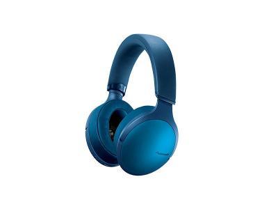 Panasonic Bluetooth Wireless Headphones in Blue - RPHD305BA