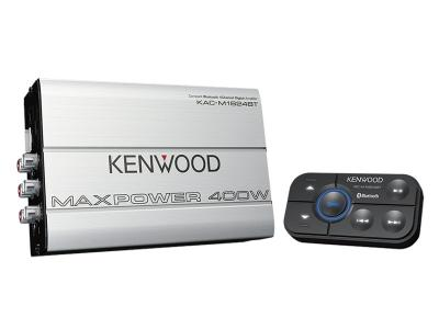 Kenwood Compact Bluetooth 4 Channel Digital Amplifier KACM1824BT