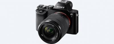 SONY α7 E-Mount Camera  With Full Frame Sensor - ILCE7KB