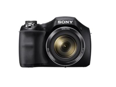 SONY H300 CAMERA WITH 35X OPTICAL ZOOM - DSCH300B