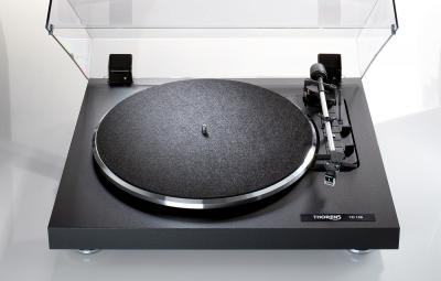 Thorens Plug-And Play Turntable With High Quality Acrylic Cover - TD 158
