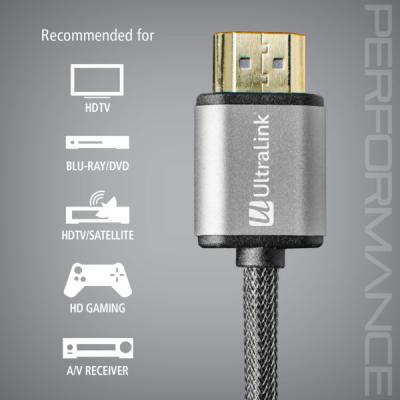 Ultralink 1m Hdmi Cable High Speed - ULP2HD1