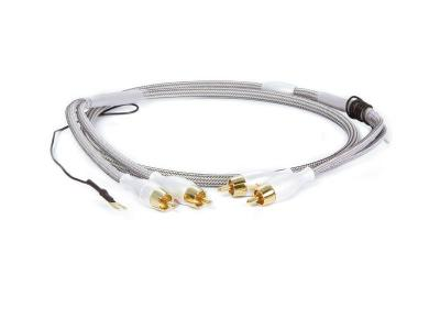 Ultralink Caliber Audio 2m Premium Phono Turntable Cable - UAP2M