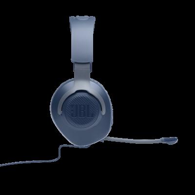 JBL Quantum 100 Wired Over-Ear Gaming Headset  - JBLQUANTUM100BLUAM