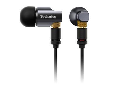Technics Premium Stereo Earphones With Magnetic Fluid Technology - EAH-TZ700