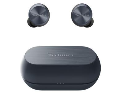 Technics True Wireless Noise Cancelling Headphones In Black - EAH-AZ70W (B)