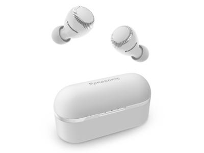 Panasonic True Wireless Headphones In White - RZS300WW