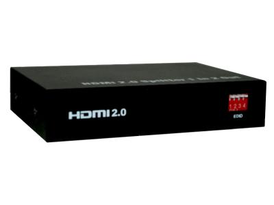 Maestro 1 In 2 Out HDMI 2.0 Splitter - MH212