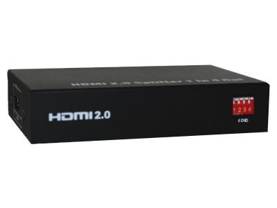 Maestro 1 In 4 Out HDMI 2.0 Splitter - MH214