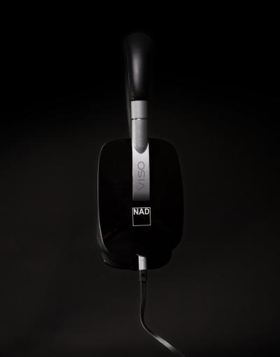 NAD Over-Ear Headphones With Multi Click Remote - HP50