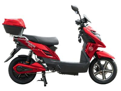 Daymak EBike With LED Back Lit Display In Red - Swift (R)